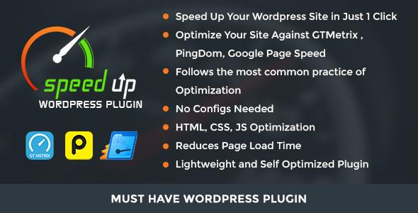 افزایش سرعت سایت با افزونه وردپرس Speedupwp 1.0 13