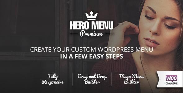 افزونه مگا منوساز Hero Menu 1.9.4 10