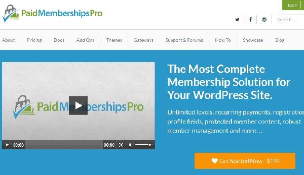 افزونه عضویت ویژه paid membership pro 1.8.11 16