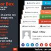افزونه باکس نویسنده Author Box 2.0.7
