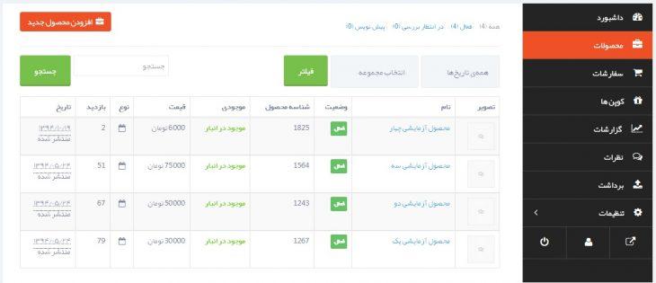 افزونه چندفروشندگی دکان نسخه business به همراه اتصال به درگاه پیامک | Dokan Plugin Business Version 8
