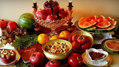 جشنواره بزرگ یلدای فرشمی 2