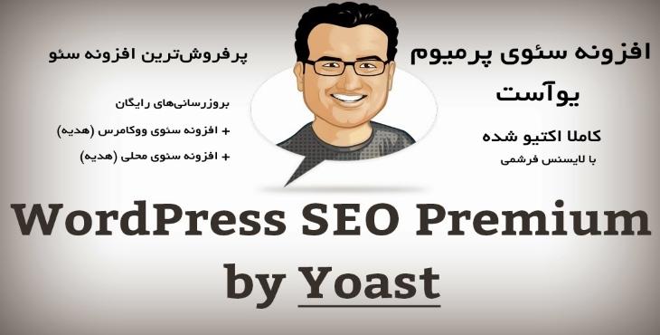 افزونه سئوی پرمیوم وردپرس یوآست yoast seo premium pack 6