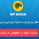 افزونه هوشمندساز مغز متفکر وردپرس | WP Brain