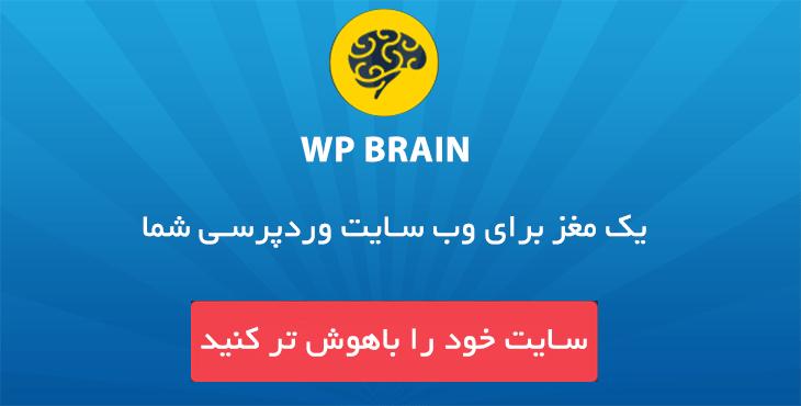 افزونه هوشمندساز مغز متفکر وردپرس | WP Brain 7