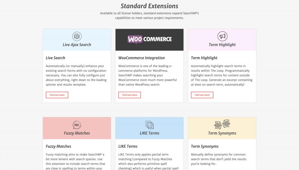 افزونه جستجو و فیلترینگ پیشرفته وردپرس | Searchwp Plugin به همراه کلیه ادآن ها 5