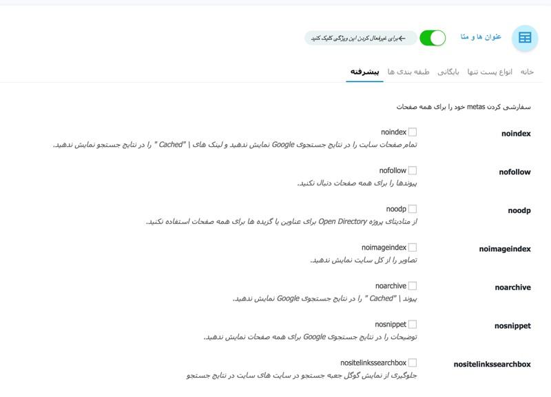 افزونه حرفهای سئوی  seopress pro برای وردپرس 6