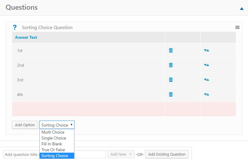 مجموعه ادآن های افزونه آموزش آنلاین learnpress 7