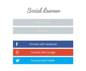 قالب آموزش آنلاین و شبکه اجتماعی Social Learner 4