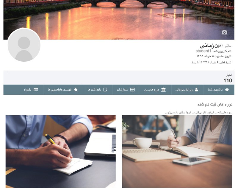 افزونه سیستم مدیریت آموزش وردپرس Ultimate Learning Pro 5