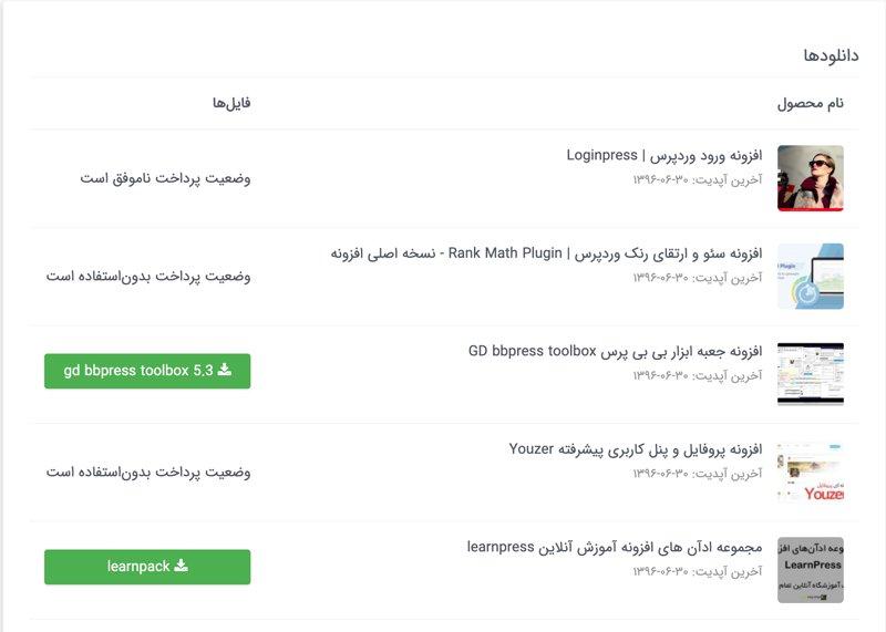 افزونه Frontend Submissions برای EDD نسخه فارسی 5