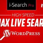 افزونه جستجوی وردپرس i-search plugin