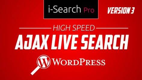 افزونه جستجوی وردپرس i-search plugin 1