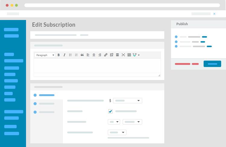 افزونه پیشخوان حرفهای کاربران وردپرس | WP User Frontend Pro 2