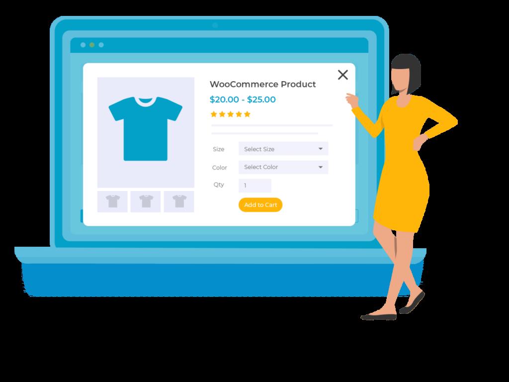 بسته افزایش فروش و ارتقای فروشگاه حرفهای ووکامرس | بسته نارنجی 4