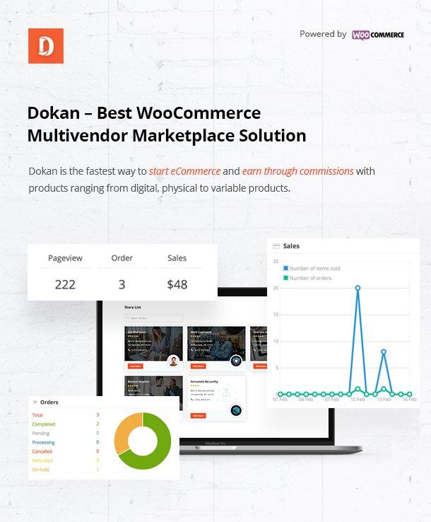 قالب چندفروشندگی ووکامرس بسا | Besa Multi-vendor Woocommerce Theme 2