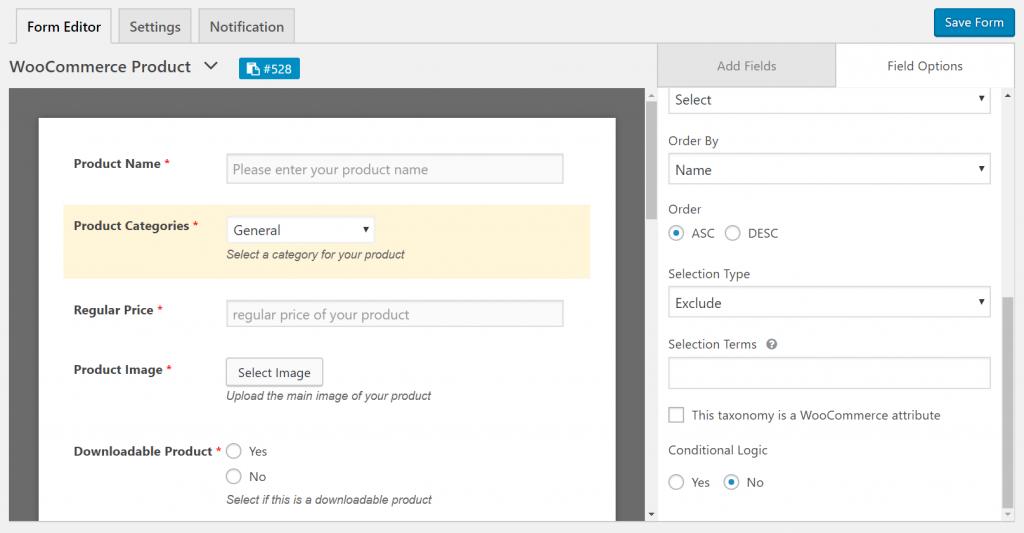 افزونه پیشخوان حرفهای کاربران وردپرس | WP User Frontend Pro 5