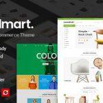 دانلود قالب فروشگاهی وودمارت | Woodmart woocommerce theme