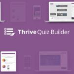افزونه آزمون ساز ترایو | Thrive Quiz Builder