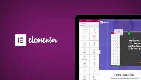 افزونه صفحه ساز المنتور | Elementor Pro Plugin 8