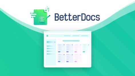 افزونه پایگاه دانش و ساخت راهنمای Betterdocs Plugin 1