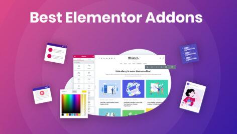 پکیج جامع افزودنی های المنتور | Elementor Addons Pack 8