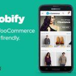 افزونه نسخه موبایل ووکامرس Woomobify