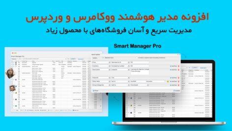 افزونه مدیر هوشمند ووکامرس و وردپرس | Smart Manager 1