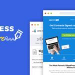 افزونه امضای الکترونیکی وردپرس | WP E Signature به همراه ادآن ها