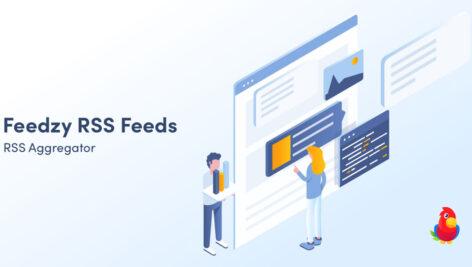 افزونه نمایش و مدیریت فید feedzy 1
